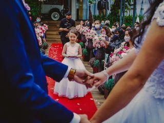 O casamento de Lucimara e Gustavo 3