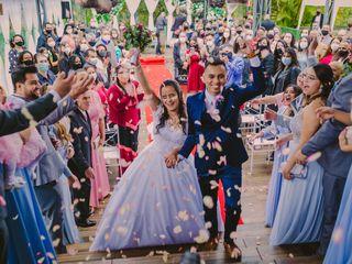 O casamento de Lucimara e Gustavo