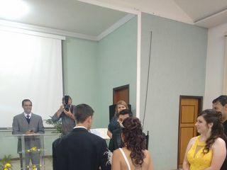 O casamento de Alessandra e Sergio 1