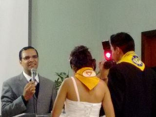 O casamento de Alessandra e Sergio 2