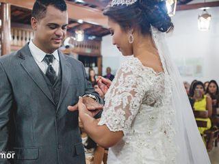 O casamento de Kamila e Herman 2