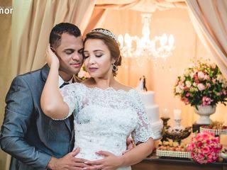 O casamento de Kamila e Herman