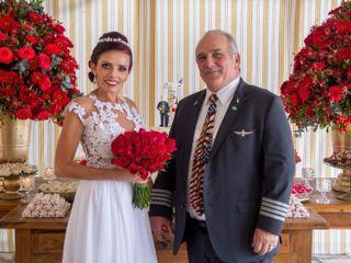 O casamento de Ariana e Richard