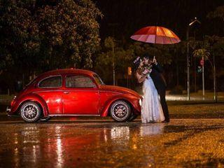 O casamento de Kamila e Renan 1