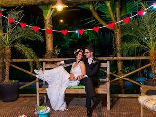 O casamento de Kamila e Renan