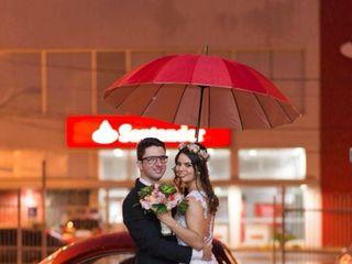 O casamento de Kamila e Renan 3