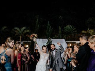 O casamento de Ana Claudia e Bruno