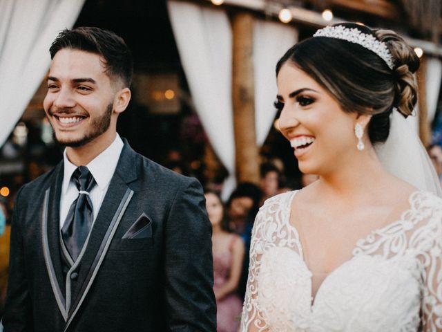 O casamento de Raul e Alexia