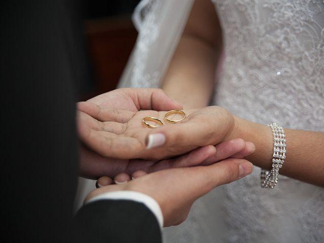 O casamento de Susana e Marcelo