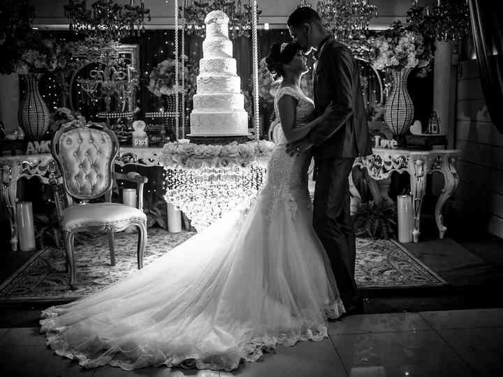 O casamento de Stefanie e Ruan