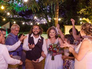 O casamento de Fabiana e Ricardo