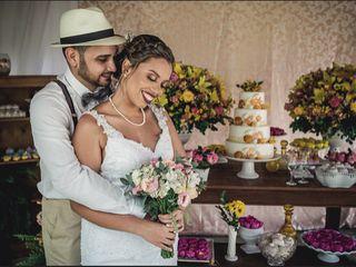 O casamento de Fernanda  e Edson 1