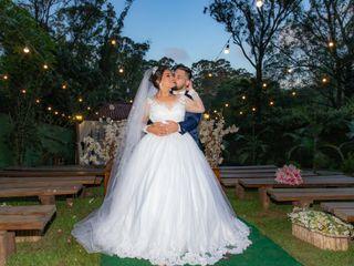 O casamento de Samara e Jhonata