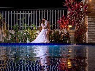 O casamento de Tainá  e Yan