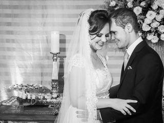 O casamento de Wandrea e Daniel