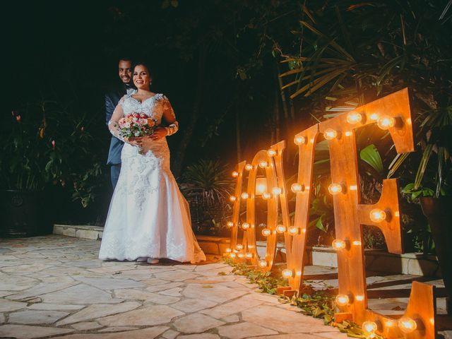 O casamento de Thayse e Marcos