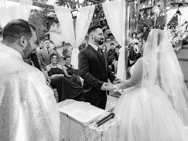 O casamento de Jhonata e Samara em São Bernardo do Campo, São Paulo 35