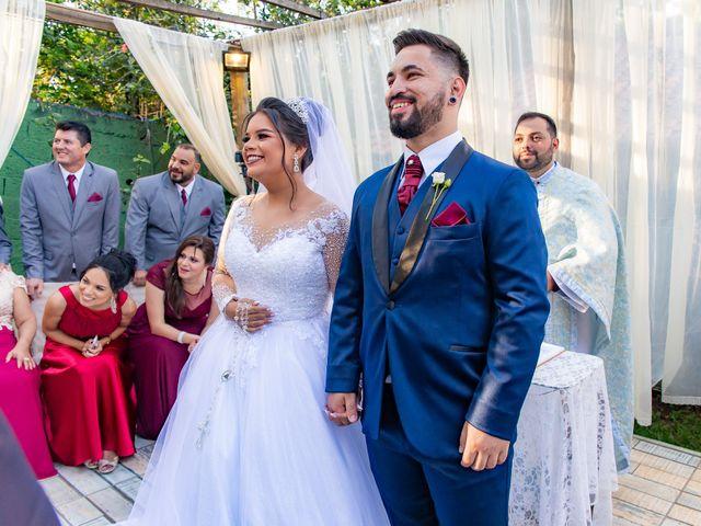 O casamento de Jhonata e Samara em São Bernardo do Campo, São Paulo 42
