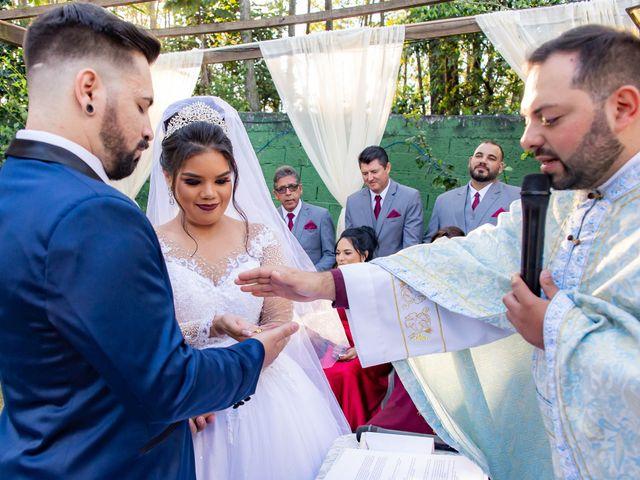 O casamento de Jhonata e Samara em São Bernardo do Campo, São Paulo 43
