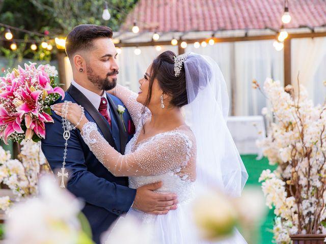 O casamento de Jhonata e Samara em São Bernardo do Campo, São Paulo 70