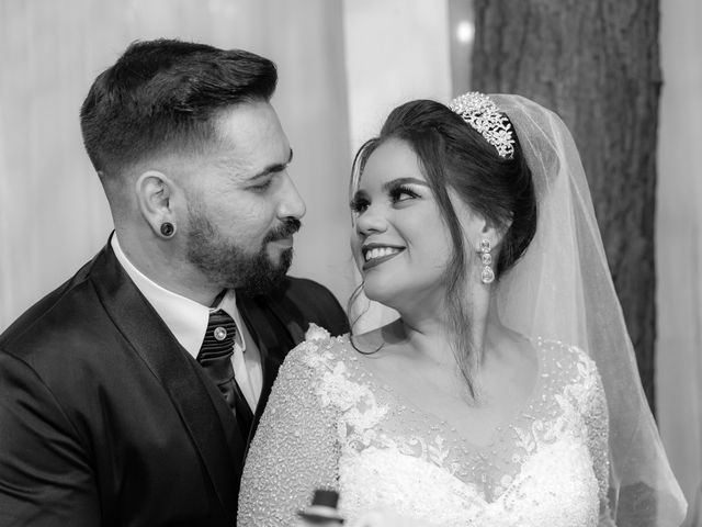 O casamento de Jhonata e Samara em São Bernardo do Campo, São Paulo 100