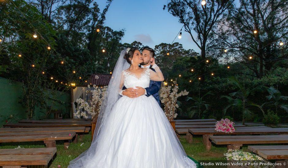 O casamento de Jhonata e Samara em São Bernardo do Campo, São Paulo