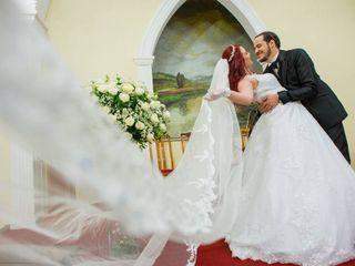 O casamento de Melissa e Josué