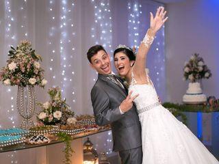 O casamento de Juliana e Michel