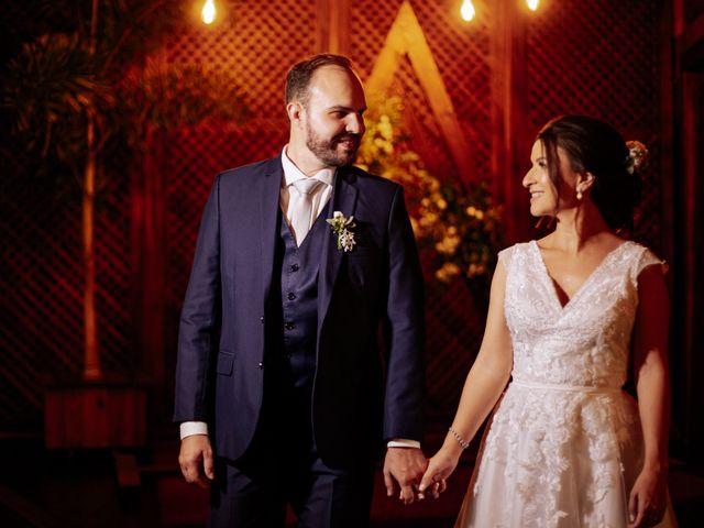 O casamento de Daniel e Denilza
