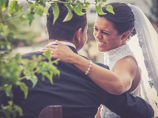 O casamento de Brunieli e Gideon