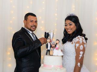 O casamento de Nayara e Paulo