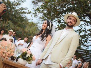 O casamento de Greciane e Thiago 2