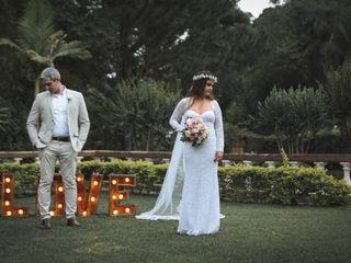O casamento de Glaucia e Felipe