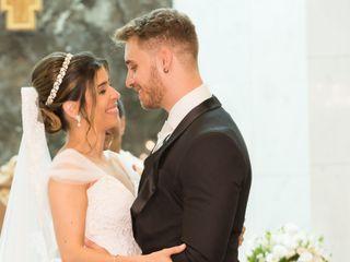 O casamento de Marta e Marcio