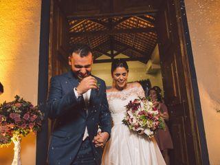 O casamento de Luciana e Pedro
