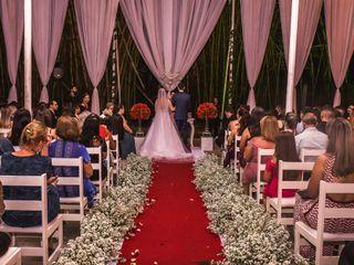 O casamento de Vanessa e Márcio 1