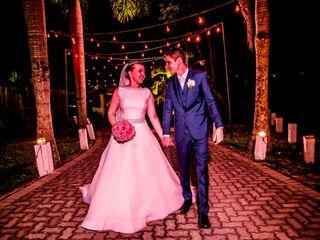 O casamento de Vanessa e Márcio