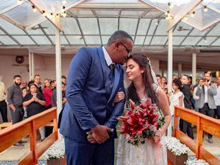 O casamento de Juliete e Danilo