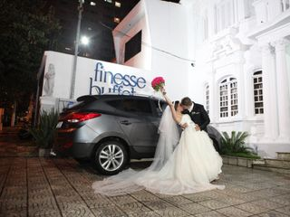 O casamento de Eduarda e Lorenzo