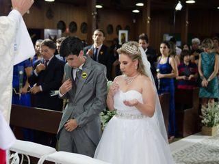O casamento de Ana e Victor