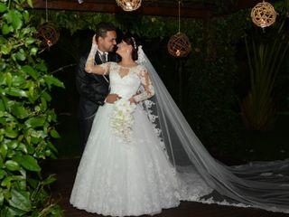 O casamento de Jéssica e Adriano