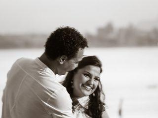 O casamento de Alyne e Joarlison 2