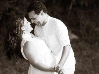 O casamento de Alyne e Joarlison 3