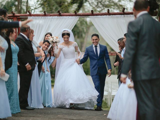 O casamento de Brenda e Gustavo