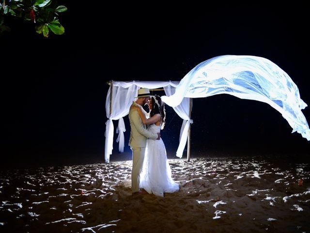 O casamento de Greciane e Thiago