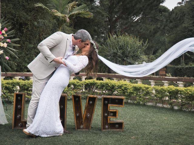 O casamento de Felipe e Glaucia em São Roque, São Paulo 1