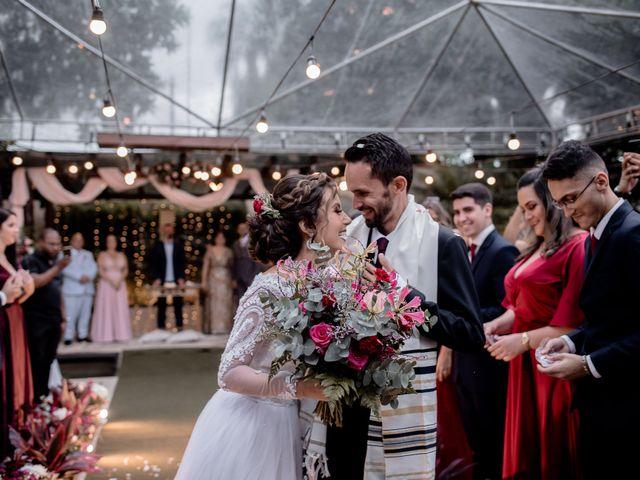 O casamento de Ana e Thiago