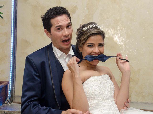 O casamento de Tatiane e Eliel