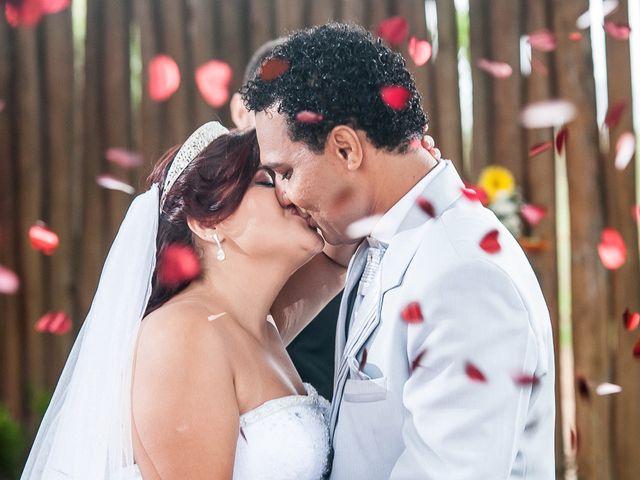 O casamento de Alyne e Joarlison