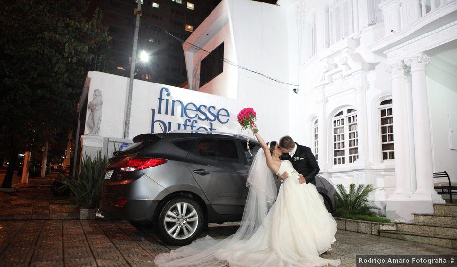 O casamento de Lorenzo e Eduarda em São Paulo, São Paulo